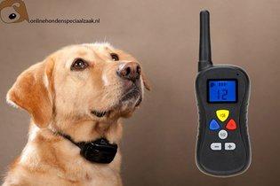 OPLAADBARE trainingsband type 018 voor hond 400 meter ZWEMwatervast. Van € 169,95 voor € 84,95