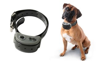 Oplaadbare anti blafband hond – OHS 54