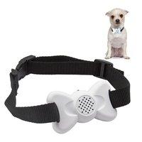 Trillende Anti blafband speciaal voor kleinste (vanaf 2KG) honden OHS 801 met Voice control