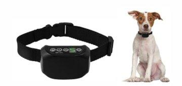 Anti blafband hond oplaadbaar spatwaterdicht met geluid trillen en stroom - OHS 130