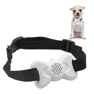 Anti blafband voor kleine honden Trilfunctie   + Voice control OHS 801