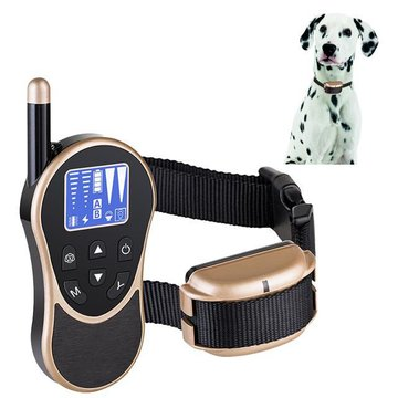 Oplaadbare trainingshalsband hond – 800 meter - OHS 38-774