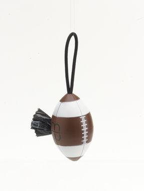 Football hanger met hondenpoep zakjes