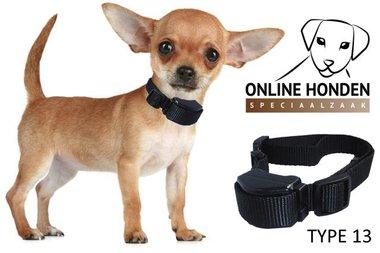 Anti blafband OHS13 trillen voor kleinste  hond