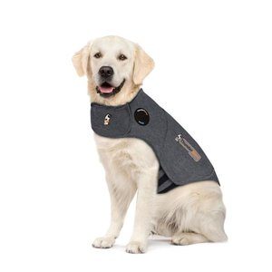 Het Thindershirt is dé beste en veiligste oplossing voor angstige, stressvolle honden