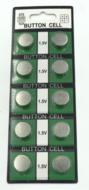 voordeelpak 10 knoopcell batterijen